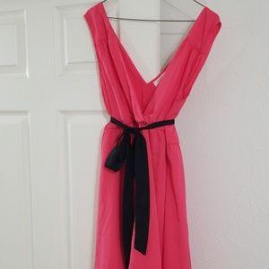 Motherhood silky fancy dress